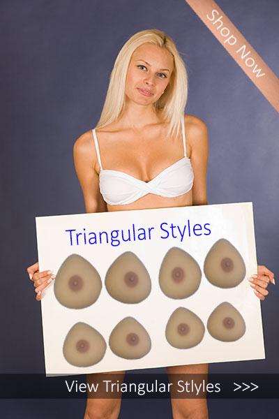 Triangular Breastforms