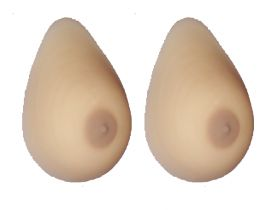 Teardrop Breast Enhancer