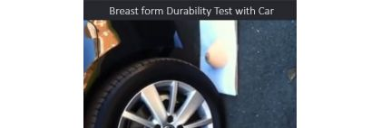 Breastform Durability Test