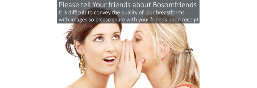 Bosomfriends testimonials